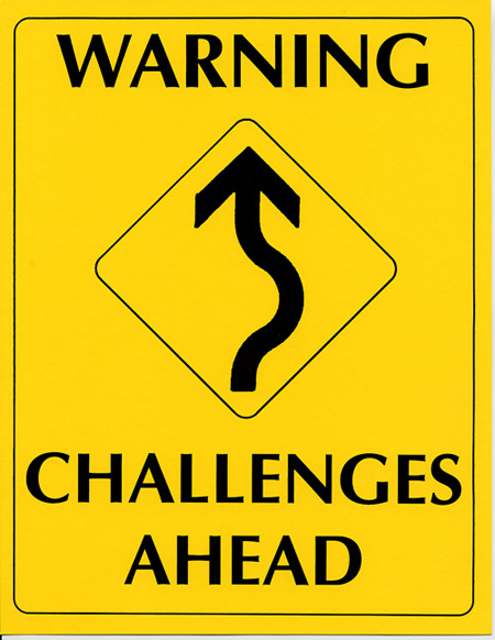 warning challenges